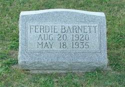 Ferdie Barnett