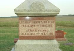 Sarah R. <i>Smith</i> Martin