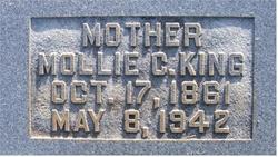 Mary Charity Mollie <i>Thacker</i> King