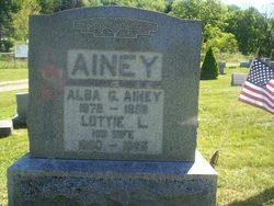 Lottie L. <i>Underhill</i> Ainey