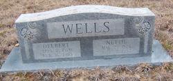 Delbert Bazle Wells