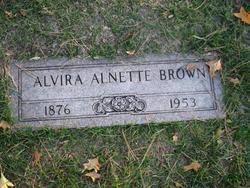 Alvira Alnette Brown