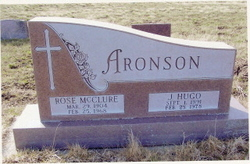 Rose Myrtle <i>Mc Clure</i> Aronson