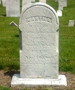 Martha P. <i>Lord</i> Bowman