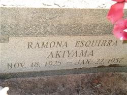 Ramona <i>Esquirra</i> Akiyama