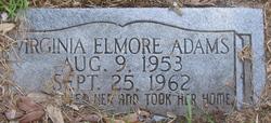 Virginia Elmore Adams