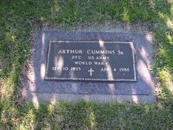 Arthur Cummins, Sr