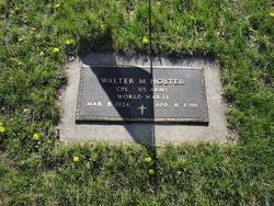 Walter Manford Holter