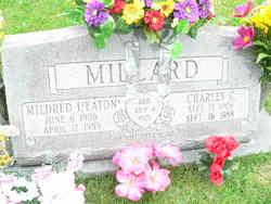 Mildred Irene <i>Eaton</i> Millard