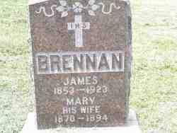 Mary Ann <i>Muldoon</i> Brennan