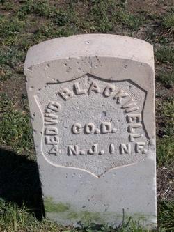 Edward C Blackwell