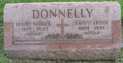 Kate <i>Carton</i> Donnelly