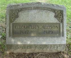 Elizabeth Verlinda <i>Allison</i> Allison