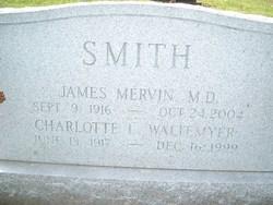 Dr James Mervin Smith