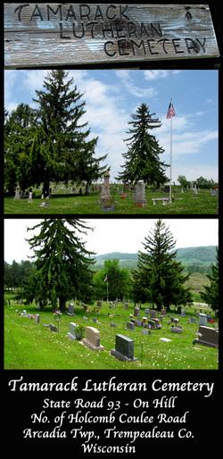 Tamarack Cemetery