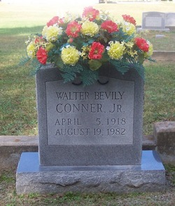 Walter Bevily Conner