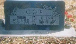 Maria Celestia <i>Huntsman</i> Cox