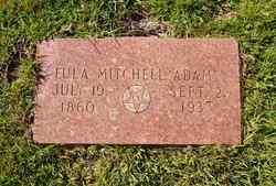 Eulala Davis Eula <i>Mitchell</i> Adams