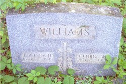 Lucinda M. <i>Hammon</i> Williams