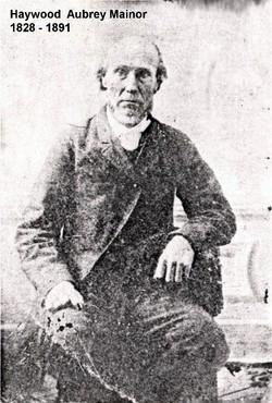 Haywood Aubrey Mainor
