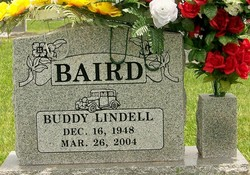 Buddy Lindell Baird