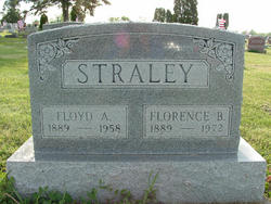 Florence Bell <i>Evans</i> Straley
