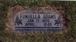 Fontella <i>Mott</i> Adams