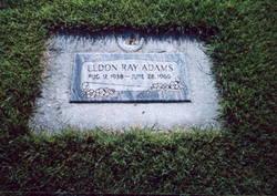 Eldon Ray Adams