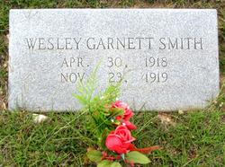 Wesley Garnett Smith