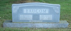 Ida Jane <i>Connell</i> Baucom