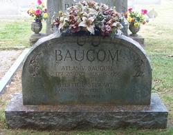 Hettie L <i>Stewart</i> Baucom