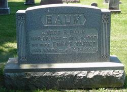 Emma Z <i>Wagner</i> Baum