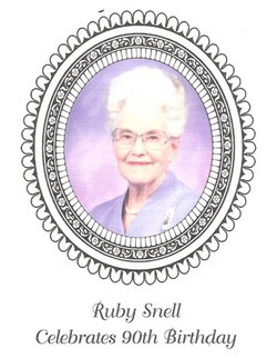 Ruby Lee <i>Eley</i> Snell