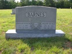 Wilson Thomas Barnes