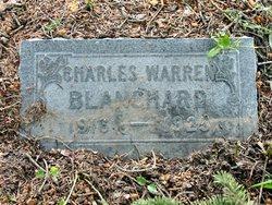 Charles Warren Blanchard