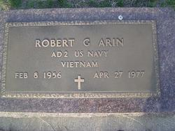 Robert Gail Arin