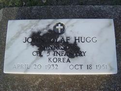 John Olaf Hugg