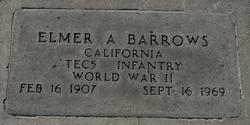 Elmer Arthur Barrows, Jr