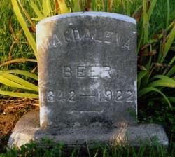 Magdalena <i>Lantz</i> Beer