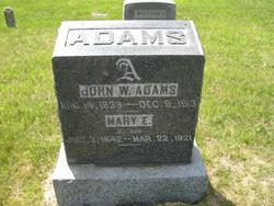 John Welsey Adams
