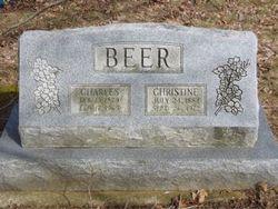 Christine <i>Fraugl</i> Beer