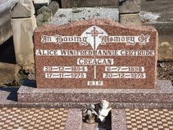 Annie Gertrude Creagan