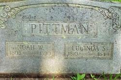 Lucinda <i>Strickland</i> Pittman