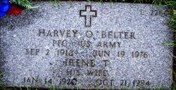 Harvey O Belter