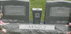 Elizabeth <i>Ropp</i> Arnold