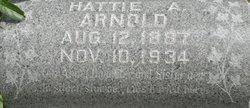 Hattie A. Arnold