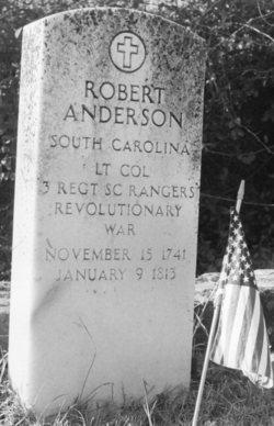 Gen Robert Anderson