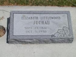 Elizabeth Tyrene <i>Littlewood</i> Juchau