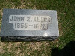 John Zachariah Allen
