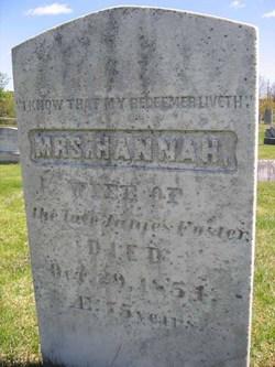 Hannah <i>Longfellow</i> Foster